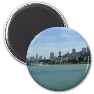 San Francisco Waterfront Magnet