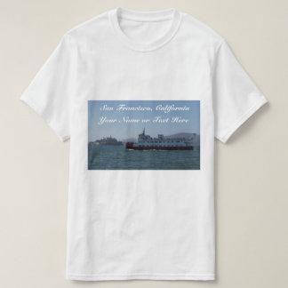 San Francisco Zalophus Ship T-shirt