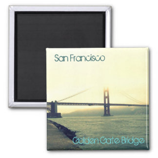 San Francisco's Golden Gate Bridge Magnet