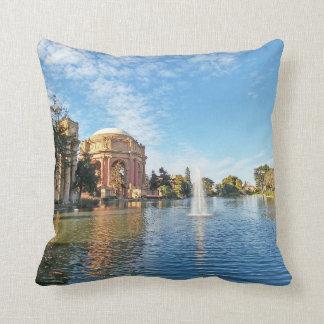San Fransisco Palace of Fine Arts Cushion