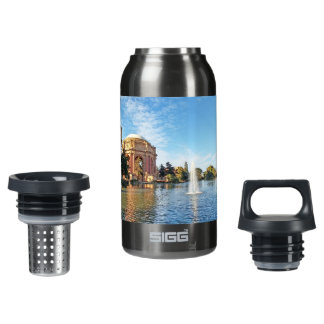 San Fransisco Palace of Fine Arts Insulated Water Bottle