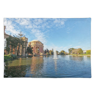 San Fransisco Palace of Fine Arts Placemat