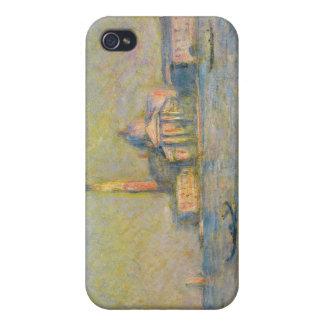 San Giorggio Maggiore - Claude Monet iPhone 4/4S Case