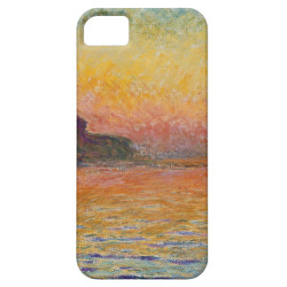 San Giorgio Maggiore at Dusk - Claude Monet Barely There iPhone 5 Case