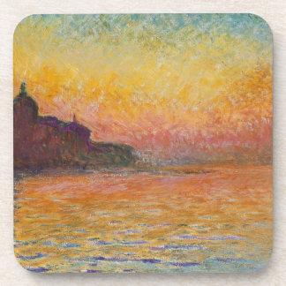 San Giorgio Maggiore at Dusk - Claude Monet Coaster