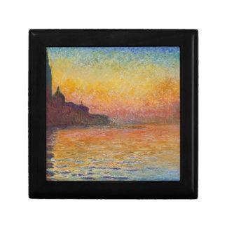 San Giorgio Maggiore at Dusk - Claude Monet Gift Box
