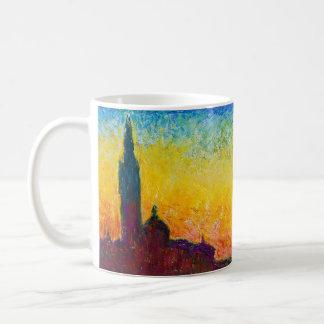 San Giorgio Maggiore at Dusk  Claude Monet Coffee Mug
