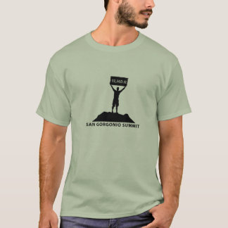 San Gorgonio Summit T-Shirt