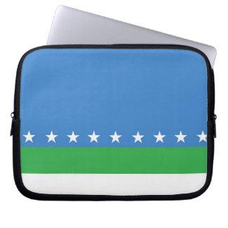 san jose city flag costa rica town laptop computer sleeves
