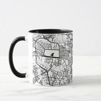 SAN JOSE City Map Mug