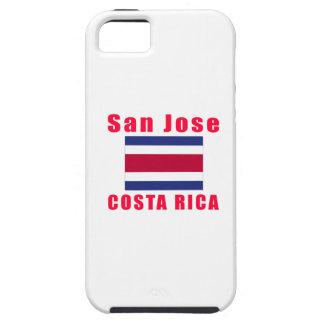 San Jose Costa Rica capital designs iPhone 5 Cover