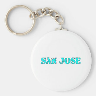 San Jose Key Ring