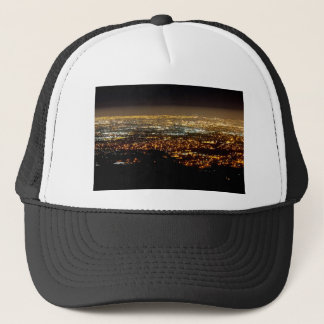 San Jose Night Skyline Trucker Hat