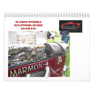 San Jose style SUPERMODIFIEDS! Calendar