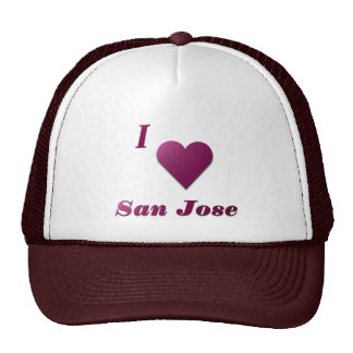San Jose -- Wine Cap