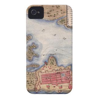 San Juan 1770 iPhone 4 Case-Mate Cases