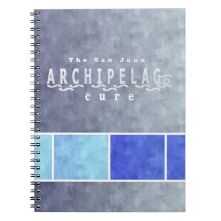 San Juan Archipelago Notebook Coastal Colors