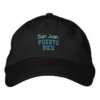 SAN JUAN cap Embroidered Hat