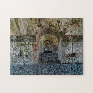 San Juan de Ulua Mexico. Jigsaw Puzzle