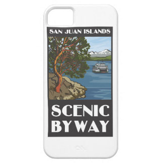 San Juan Islands Scenic Byway Iphone Cover iPhone 5 Case