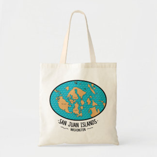 San Juan Islands Tote Bag.