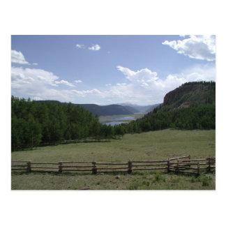 San Juan Mountains, Colorado Post Card