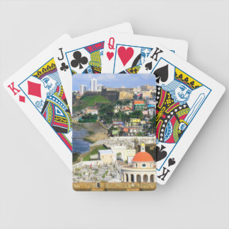 San Juan Puerto Rico Bicycle Playing Cards