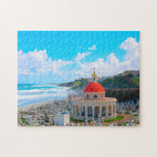 San Juan Puerto Rico. Jigsaw Puzzle