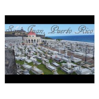 San Juan, Puerto Rico Post Card #2