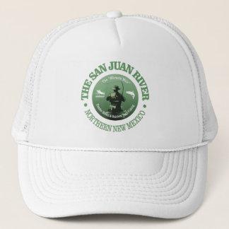 San Juan River (Fly Fishing) Trucker Hat