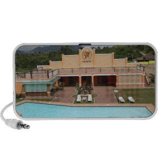 San Juanico Park, Golf & Country Club iPod Speakers