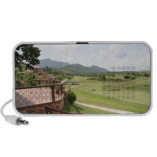 San Juanico Park, Golf & Country Club Speaker