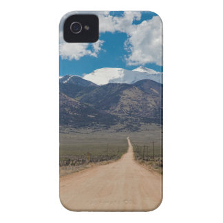 San Luis Valley Back Road Cruising iPhone 4 Covers