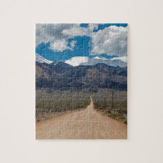 San Luis Valley Back Road Cruising Jigsaw Puzzle