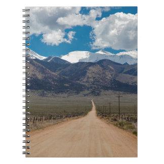 San Luis Valley Back Road Cruising Notebooks