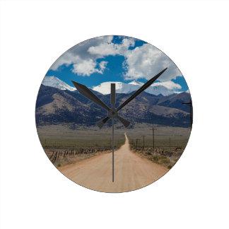 San Luis Valley Back Road Cruising Round Clock