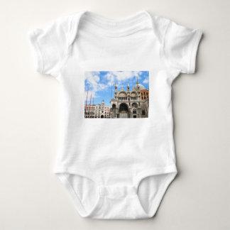 San Marco square in Venice, Italy Baby Bodysuit