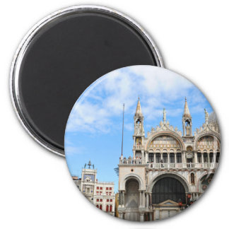 San Marco square in Venice, Italy Magnet