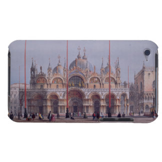 San Marco, Venice, engraved by Brizeghel (litho) iPod Touch Case-Mate Case