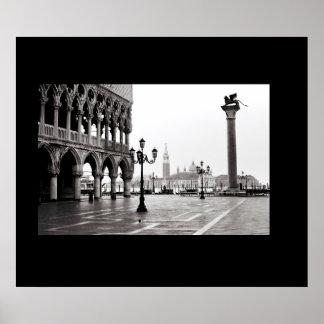 San Marco Venice Poster