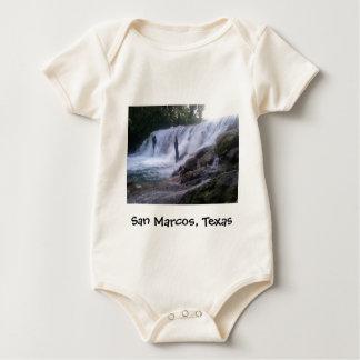 San Marcos River Falls Infant Baby Bodysuit