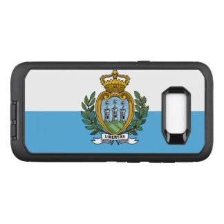 San Marino OtterBox Defender Samsung Galaxy S8+ Case