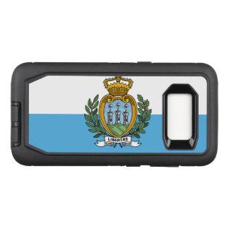 San Marino OtterBox Defender Samsung Galaxy S8 Case