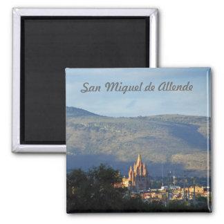 San Miguel de Allende 3 Magnet