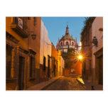 San Miguel de Allende, Mexico. Credit as: Nancy Post Card