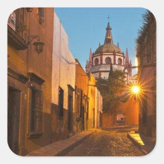 San Miguel de Allende, Mexico. Credit as: Nancy Square Sticker