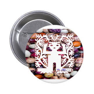 SAN PABLITO SEED SPIRITS BEANS COLOR CUSTOMIZABLE PINS