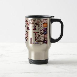 SAN PABLITO SEED SPIRITS BEANS COLOR CUSTOMIZABLE COFFEE MUG