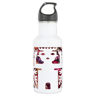 SAN PABLITO SEED SPIRITS BEANS COLOR CUSTOMIZABLE 18OZ WATER BOTTLE