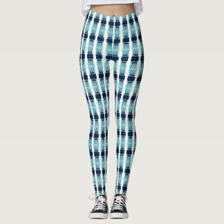 San Pedro Blues Leggings